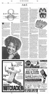 Pittsburgh Post-Gazette from Pittsburgh, Pennsylvania on November 7, 2004 · Page 93