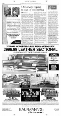 Pittsburgh Post-Gazette from Pittsburgh, Pennsylvania on November 12, 2004 · Page 16