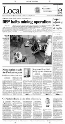 Pittsburgh Post-Gazette from Pittsburgh, Pennsylvania on November 13, 2004 · Page 9