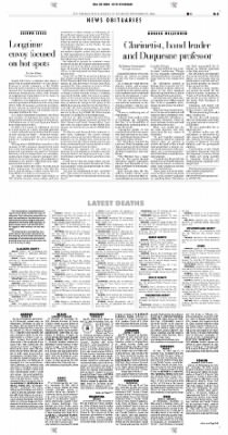 Pittsburgh Post-Gazette from Pittsburgh, Pennsylvania on November 25, 2004 · Page 29