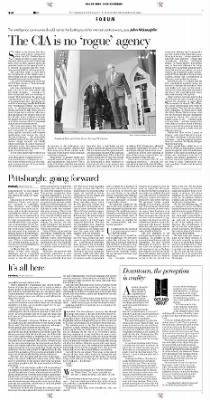 Pittsburgh Post-Gazette from Pittsburgh, Pennsylvania on November 28, 2004 · Page 20