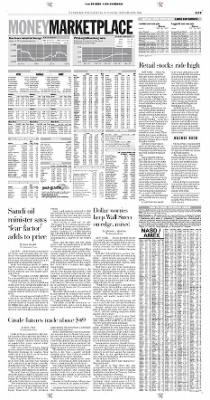 Pittsburgh Post-Gazette from Pittsburgh, Pennsylvania on November 30, 2004 · Page 47
