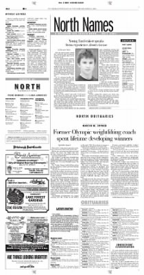 Pittsburgh Post-Gazette from Pittsburgh, Pennsylvania on December 5, 2004 · Page 125