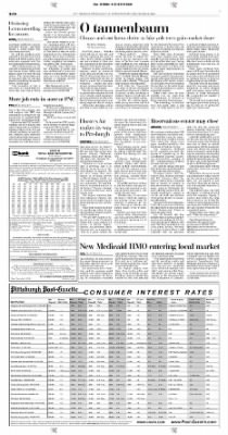 Pittsburgh Post-Gazette from Pittsburgh, Pennsylvania on December 8, 2004 · Page 30