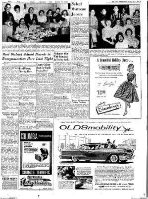 The Valley Independent from Monessen, Pennsylvania on December 3, 1957 · Page 3