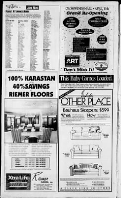 Detroit Free Press From Detroit, Michigan On April 10, 1992 · Page 82